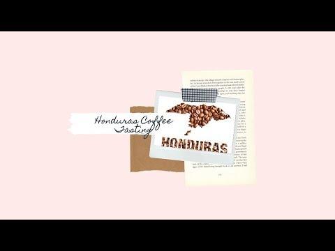 Honduras Coffee Tasting
