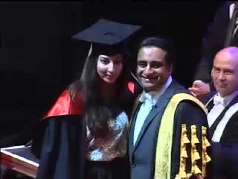 University of Sussex Graduation 2013, Friday 12th July 2013 (Afternoon Ceremony)