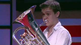 Matthew White gives the euphonium a new voice