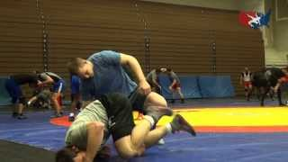 Olympic Champion Jake Varner Returns To Freestyle Training In Colorado Springs