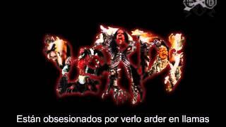 Lordi- Missing Miss Charlene (Subtitulado Español)