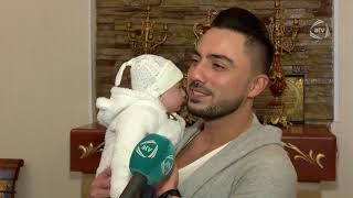 Kərim ilk dəfə oğlunu üzə çıxartdı Eksklüziv.Onun şok duet ortağı kimdir?