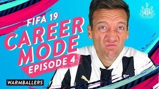 THE PREMIER LEAGUE BEGINS! - Newcastle Career Mode Ep. #4 (FIFA 19)