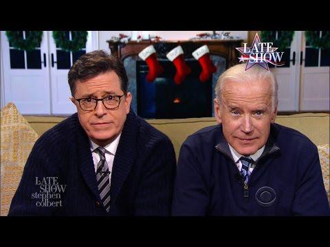 Family Meeting With Vice President Joe Biden