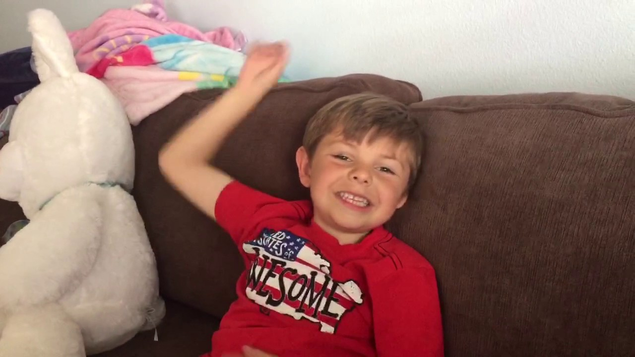 5 1 2 Year Old With Apraxia After Receiving Speech Since He Was 20 Months