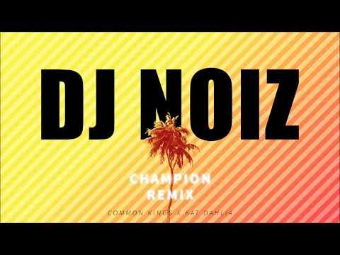 DJ NOIZ - CHAMPION x HURTIN ME