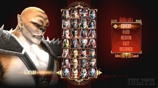 Mortal Kombat 9 PC - Kintaro Gameplay
