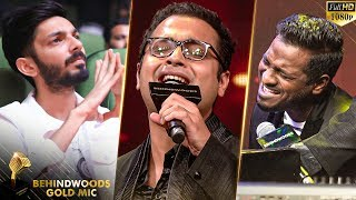 Viral Hit Orasaadha - 1st Time Live Performance by Vivek-Mervin!! Must Watch!!