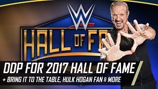 WWE Bring it to the Table, DDP in Hall of Fame, Hulk Hogan Fan & More (Smack Talk 266 Hot Tags)