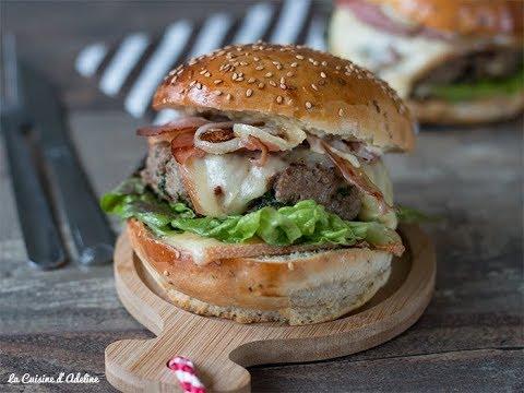 recette-de-buns-(pain-burger)-pas-à-pas