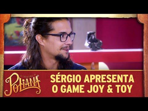 Sérgio Apresenta O Projeto Joy & Toy   As Aventuras De Poliana