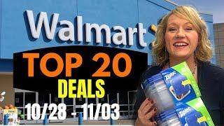 TOP 20 Walmart Deals This Week! (10/28-11/03)