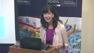 """From pollution to solution: will China save the planet?"" with Barbara Finamore"