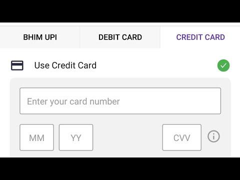 phone mein atm card kaise add kare