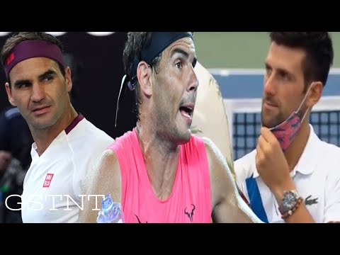 Novak Djokovic Called Out By Roger Federer and Rafael Nadal for Leaving ATP