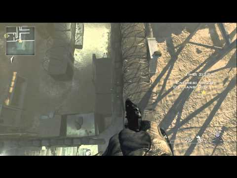 Secret Song in Modern Warfare 2