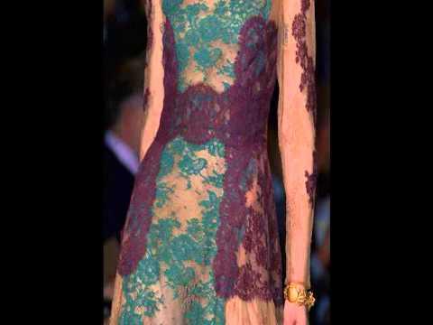 Платья из шифона фото