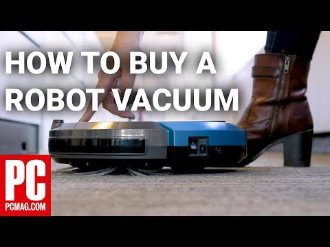 How to Buy a Robot Vacuum