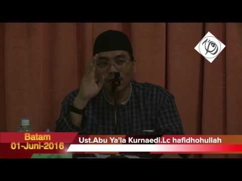 Ustadz Abu Ya'la Kurnaidi.Lc  Luasnya Rahmat Allah Subhanahu wata'ala