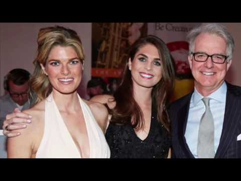 Beautiful Hope Hicks and President Trump love tribute (the real first lady)