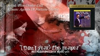 (Don't Fear) The Reaper - Blue Oyster Cult (1976) Remastered Audio HD 1080p Video