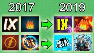 .IO Games in 2019... ft La Flame, Ixplode, Arena Closer, Istealth, and every fortnite youtuber ever.