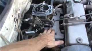 видео почему ваз 2108 заводится только нажав полностью педаль газа