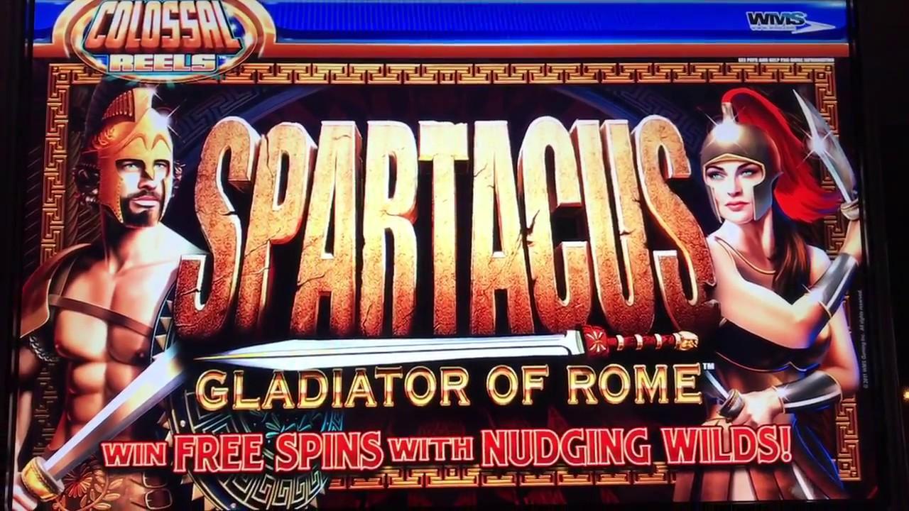 Spartacus gladiator free online slots slot machine fairy