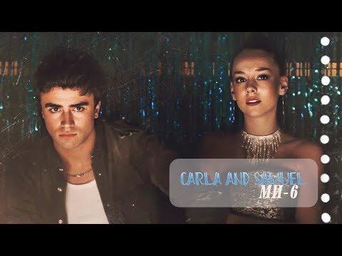 Samuel and Carla // Elite // МИ-6