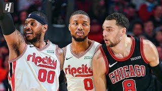 Chicago Bulls vs Portland Trail Blazers - Full Game Highlights | November 29 | 2019-20 NBA Season