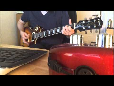 Pixies - What Goes Boom chords (rythm guitar play along) mp3