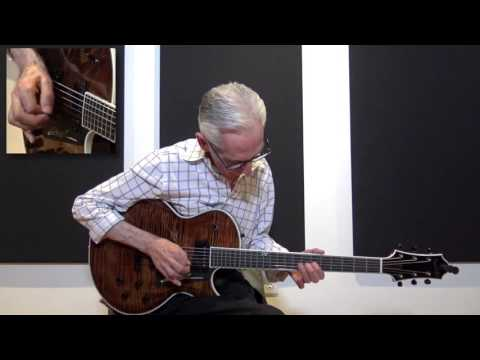 Pat Martino - Jazz Blues Etude (Lesson Excerpt)