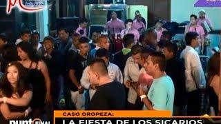 Caso Gerald Oropeza: así eran las  cubanadas  del Chino Saucedo