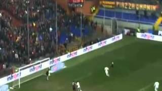 La Rimonta Piu' Bella Nella Storia Del Calcio ... Genoa 4 Roma 3 | HD |