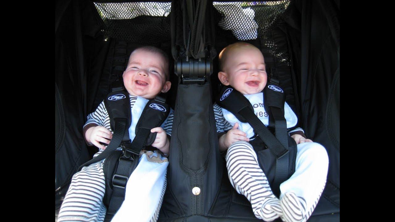 Baby Jogger City Mini Double - YouTube