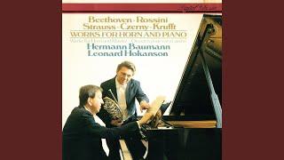 Provided to by universal music groupkrufft: horn sonata in e major - 1. allegro moderato · hermann baumann leonard hokansonworks for and piano...