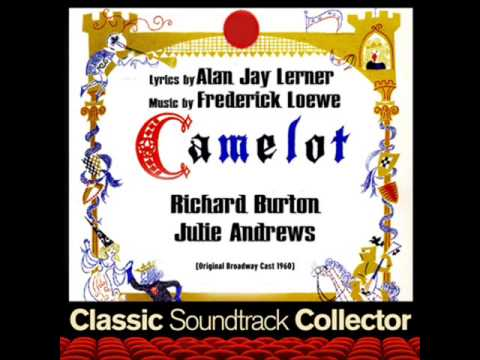 Overture - Camelot (Original Broadway Cast 1960)