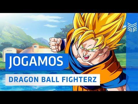 Dragon Ball FighterZ: Gameplay da demo | Enemy Play