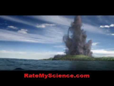 Krakatoa - the most dangerous volcano on earth, Rate My Science