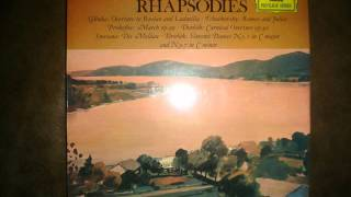 Slavonic Rhapsodies - Deutsche Grammophon Gezellschaft ~ Privilege Series -  # Side 1 Part 1