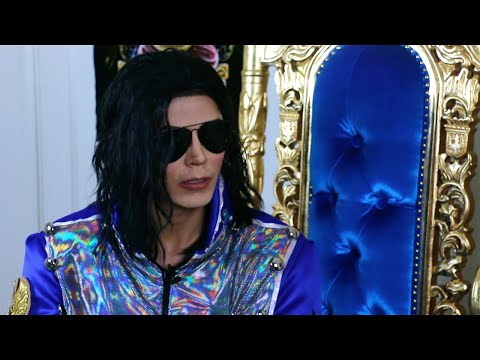 GHOST of MICHAEL JACKSON speaks