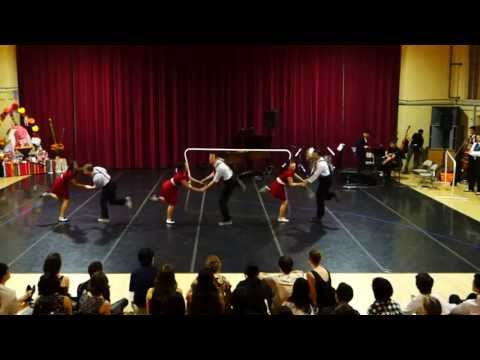 Swungtime Performance Troup -- I Like Pie, I Like Cake (Gordon Webster) - Stanford 2013 Fall Ball