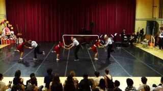 Swungtime Performance Troup -- I Like Pie, I Like Cake (Gordon Webster) - Stanford 2013 Fall Ball
