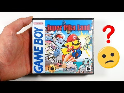 Unboxing Super Mario Pikachu Land?