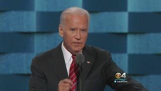 Biden, Bloomberg Blast Trump In DNC Speeches
