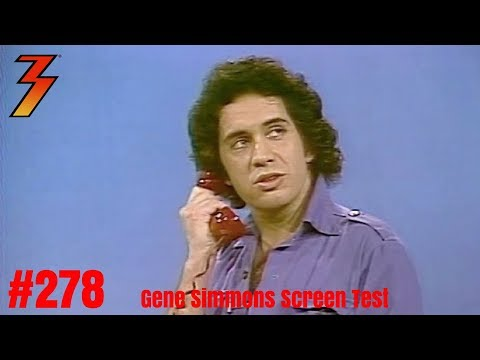 Ep. 278 Gene Simmons Screen Test and Jay Jay French Calls Judas Priest a Tribute Band