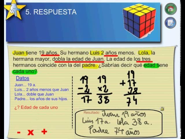 Consejos para resolver problemas matemáticos - YouTube