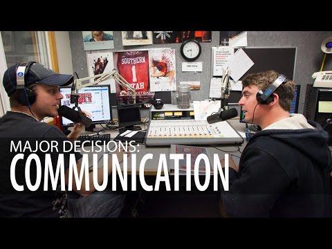 Major Decisions: Communication