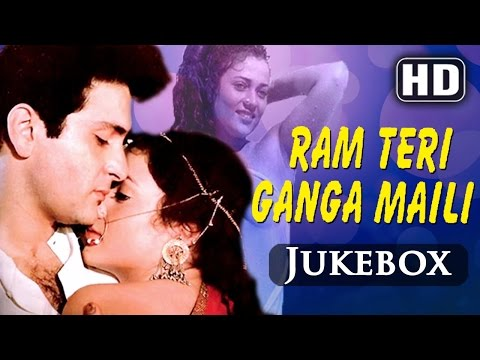 All Songs Of Ram Teri Ganga Maili {HD} - Rajiv Kapoor - Mandakini - Old Hindi Songs