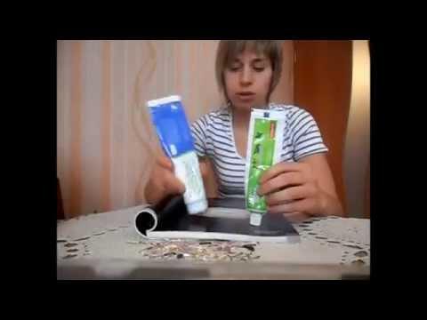 Зубная паста GLISTER Amway, отличие от других паст.